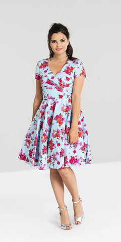 Hearts & Aces Tea Dress