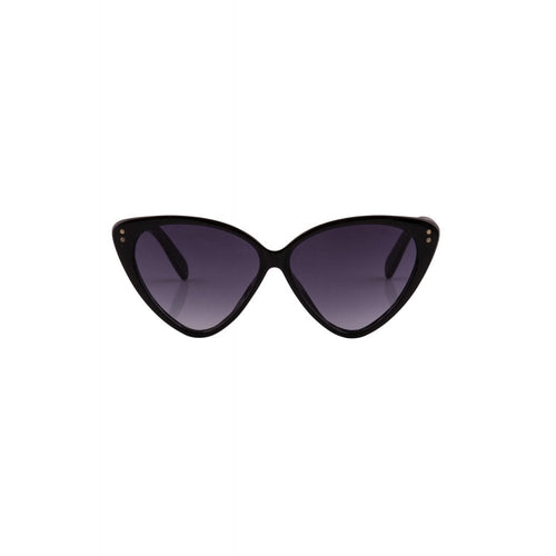 Amie Cat Eye Sunglasses - Black