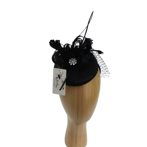 Linda Fascinator - Black
