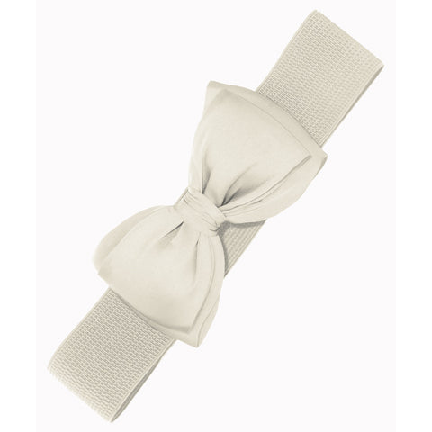 Bella Bow Belt - Gold