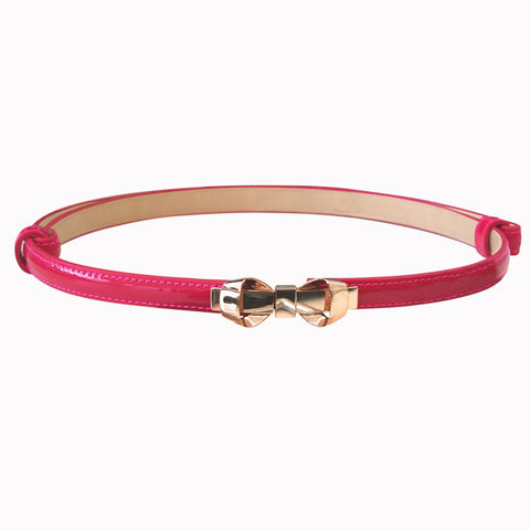 Ocean Avenue Patent Belt - Black