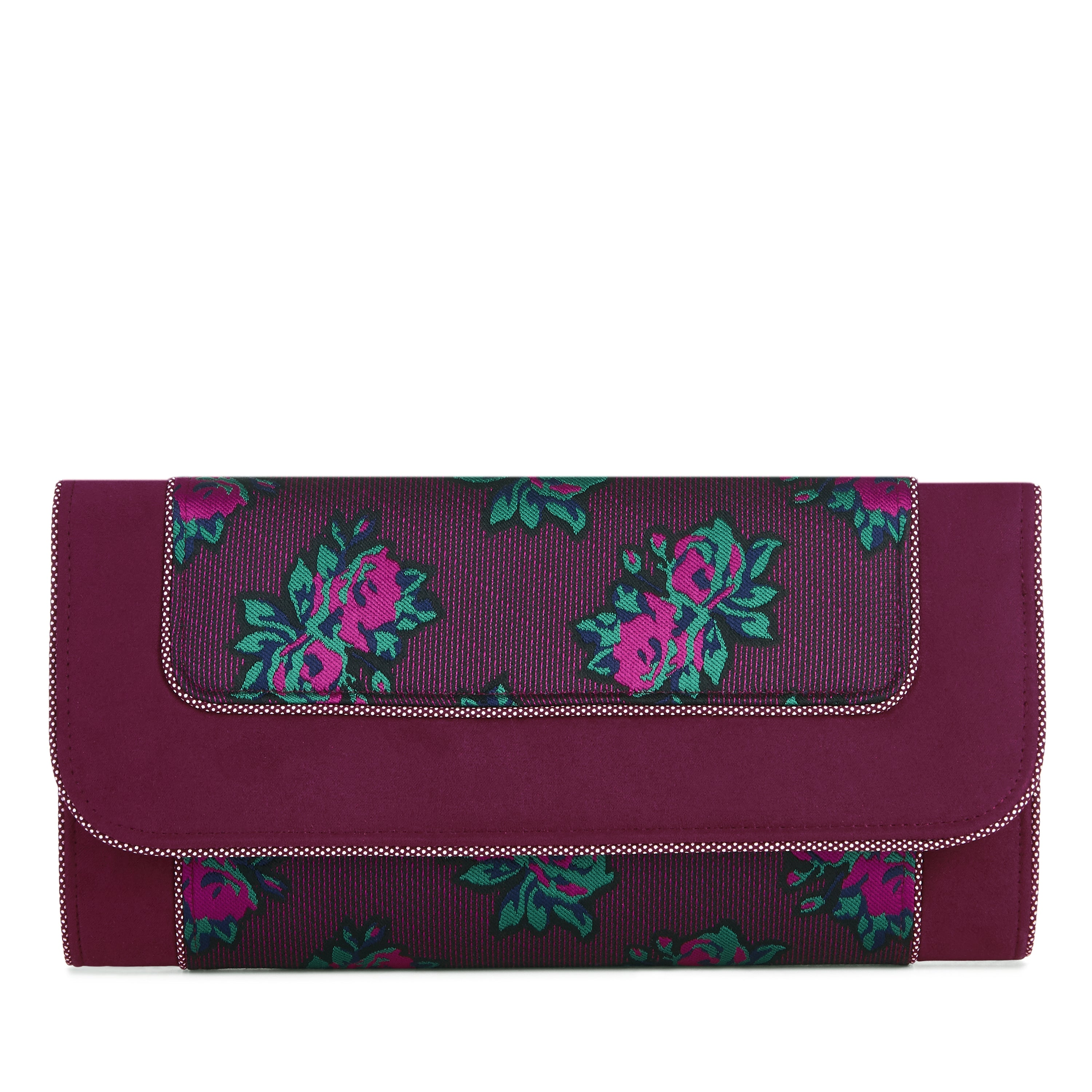 Ruby Shoo Charleston Bag (Plum)