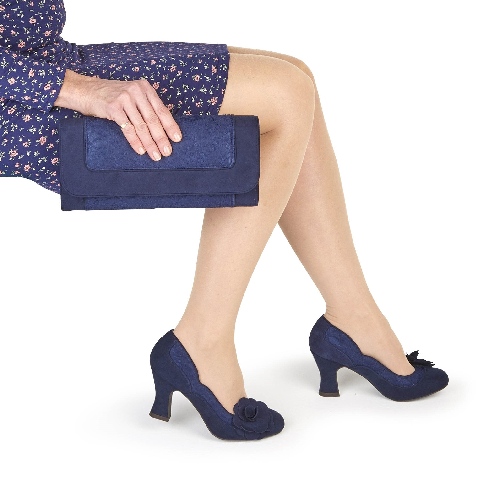 Ruby Shoo - Tirana Bag - Navy