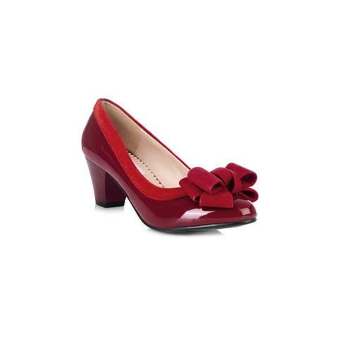 Ruby Shoo Melanie (Red)
