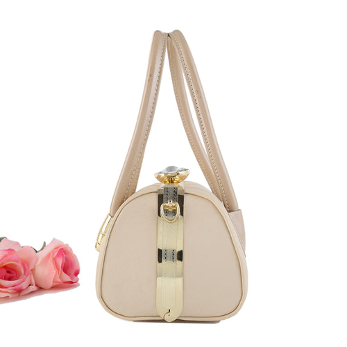 Cream Vintage Purse/Handbag