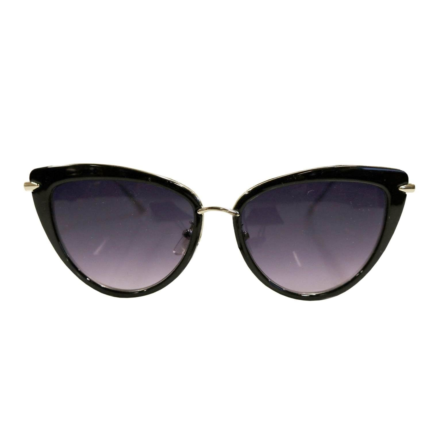 d6c308c11bd Dita Cat Eye Sunglasses -Black Gold – Rock Frocks