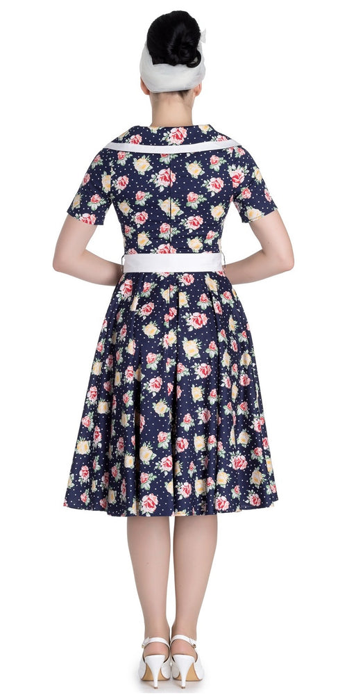 Emma 50's Swing Dress