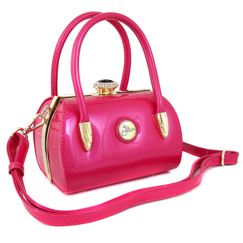 Cute Fuchsia Vintage Purse