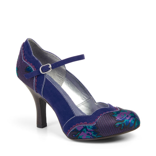 Ruby Shoo Imogen (Blue)