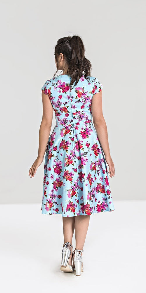 Noemie Floral Swing Dress