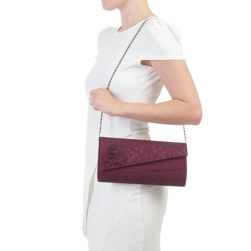 Ruby Shoo Oxford Bag (Burgundy)