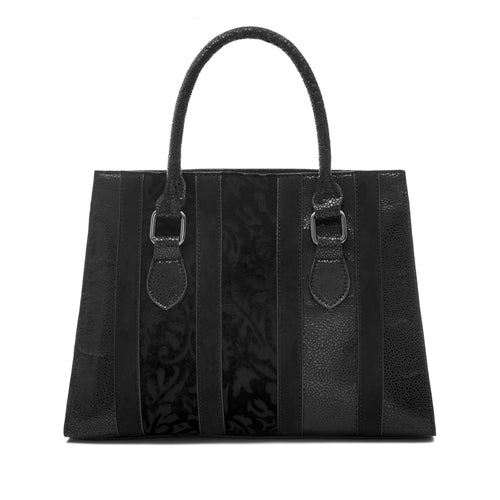 Ruby Shoo Panama Bag ( Black)