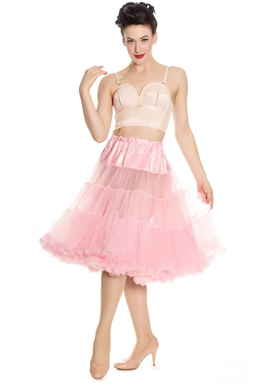 Petticoat/Underskirt (Dolly Pink)