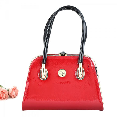 Red Handbag Large
