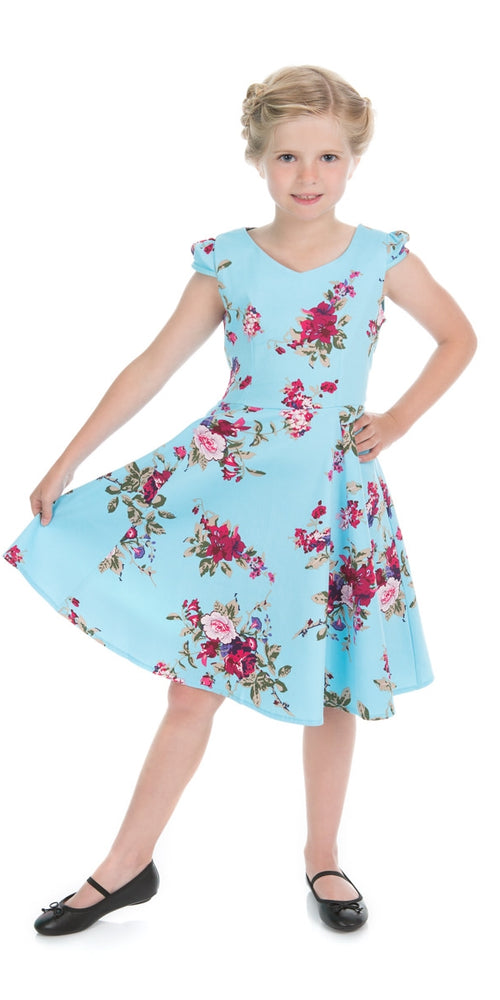 Kids Royal Ballet Swing Dress