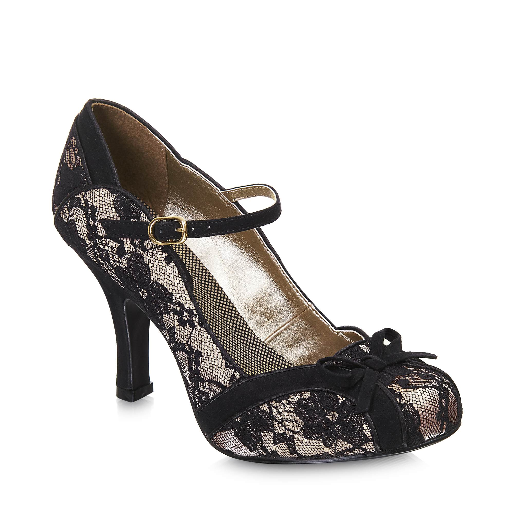 Ruby Shoo Cleo (Lace)