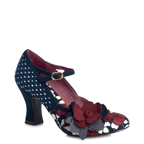 Ruby Shoo Dee (Navy)