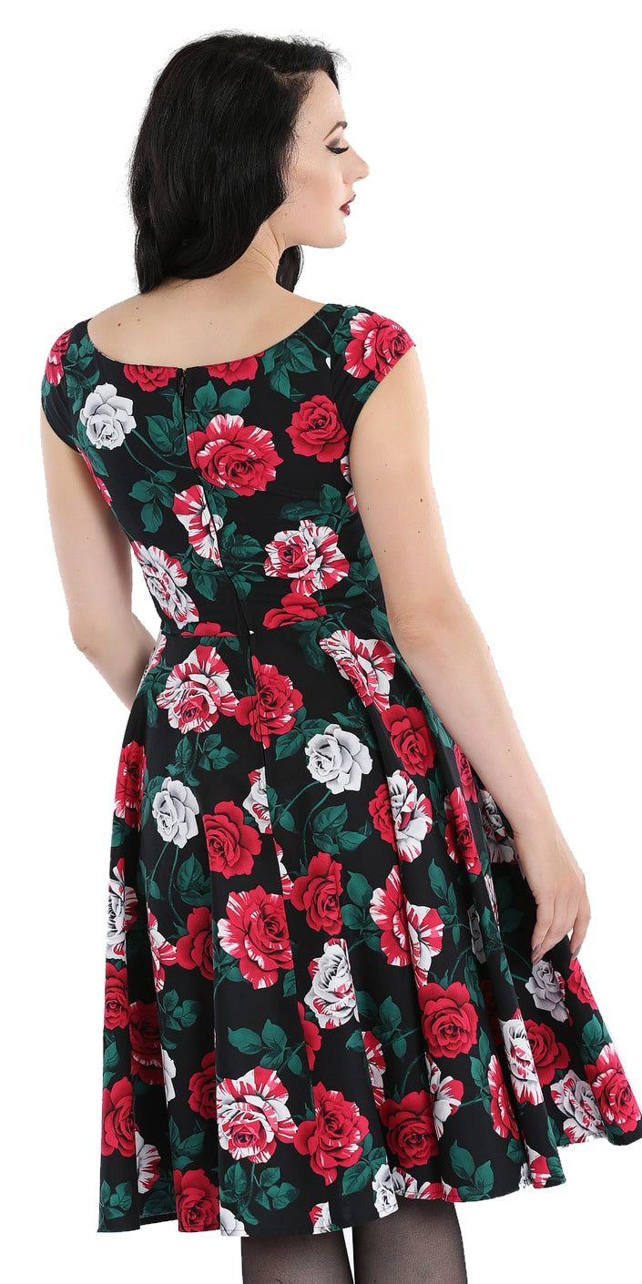 Ruby Rose Print Dress
