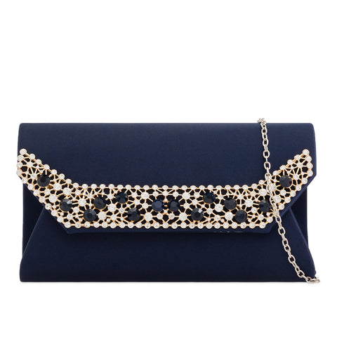Cross Over Bag - Navy