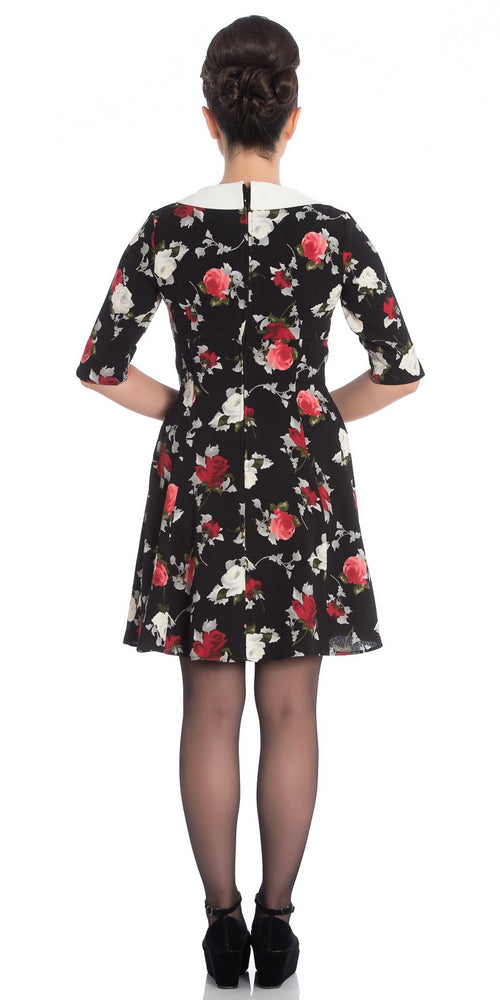 Selma Floral Day Dress