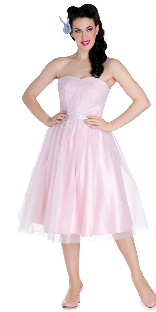 Tamara Tulle Party Dress - Pink