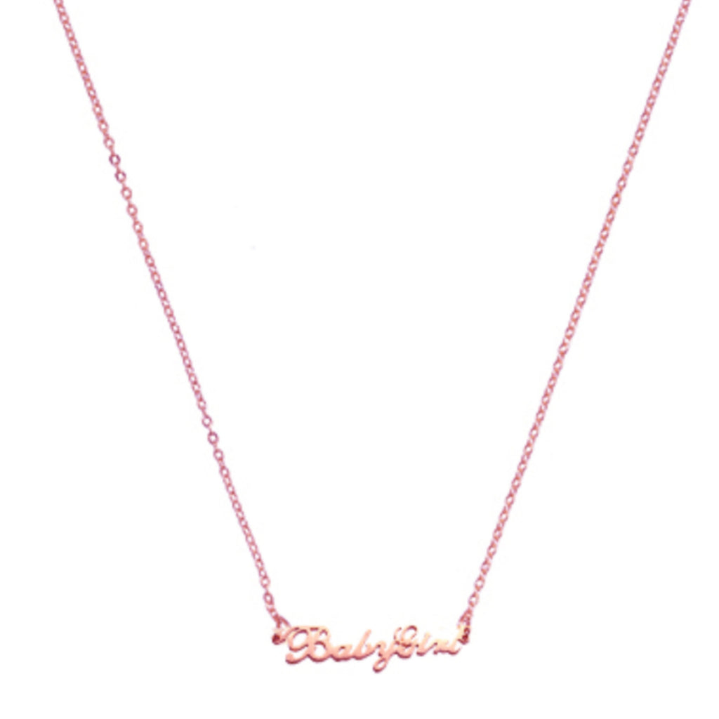 BABYGIRL - Necklace
