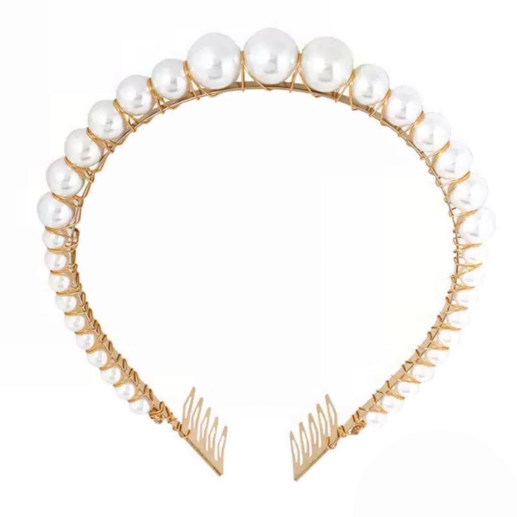 PEARL ME UP - Headband
