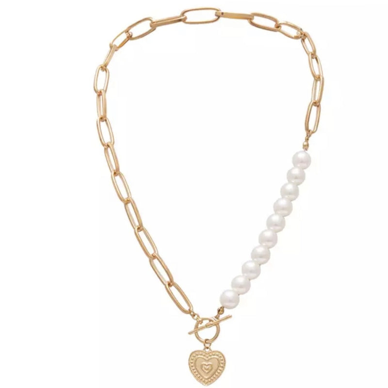 Love Pearls - Necklace