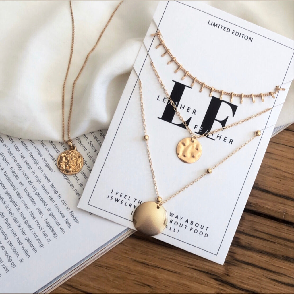 Lucky Coins - Necklace