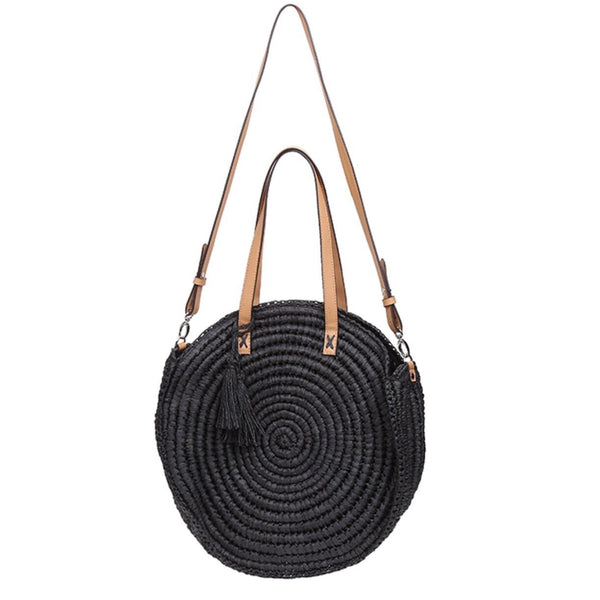 BOHO MOON bag - LeatherFeather
