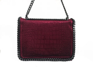 VELVET COCO bag - LeatherFeather