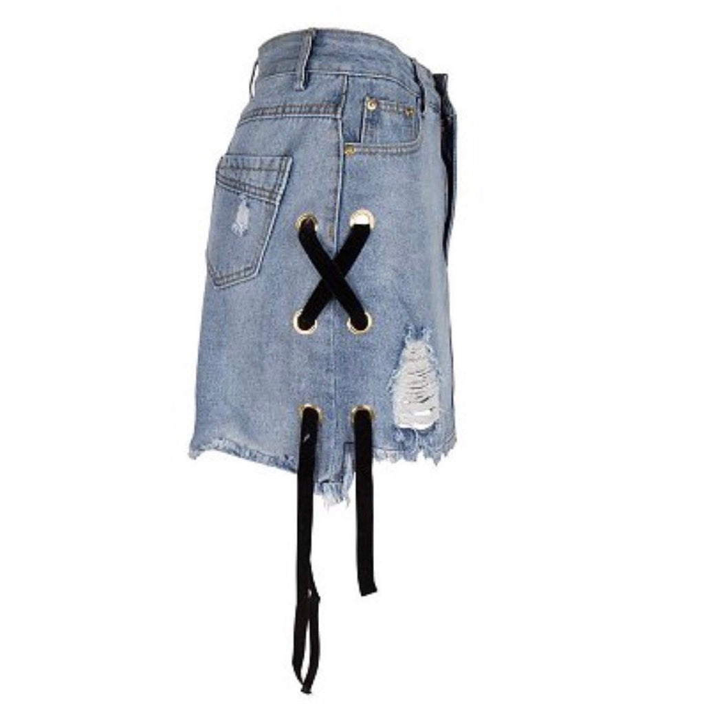 Maddie Denim - Skirt