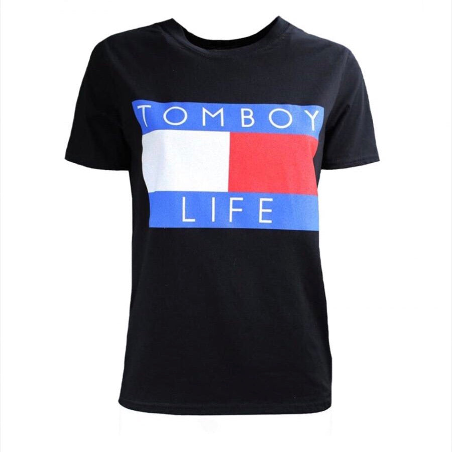 Tomboy Life Top - LeatherFeather