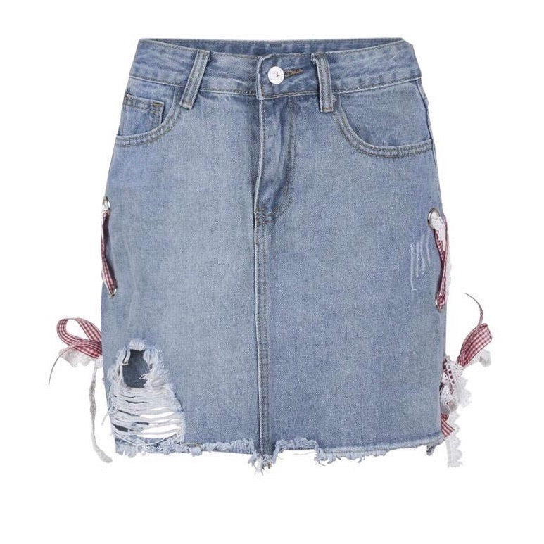 Marie Denim - Skirt