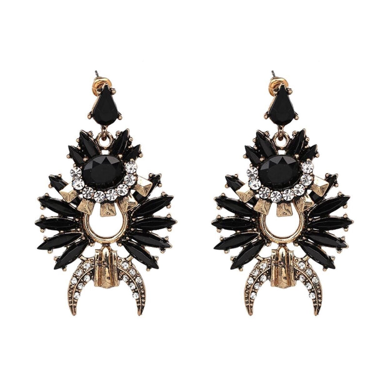 EVI earrings - LeatherFeather