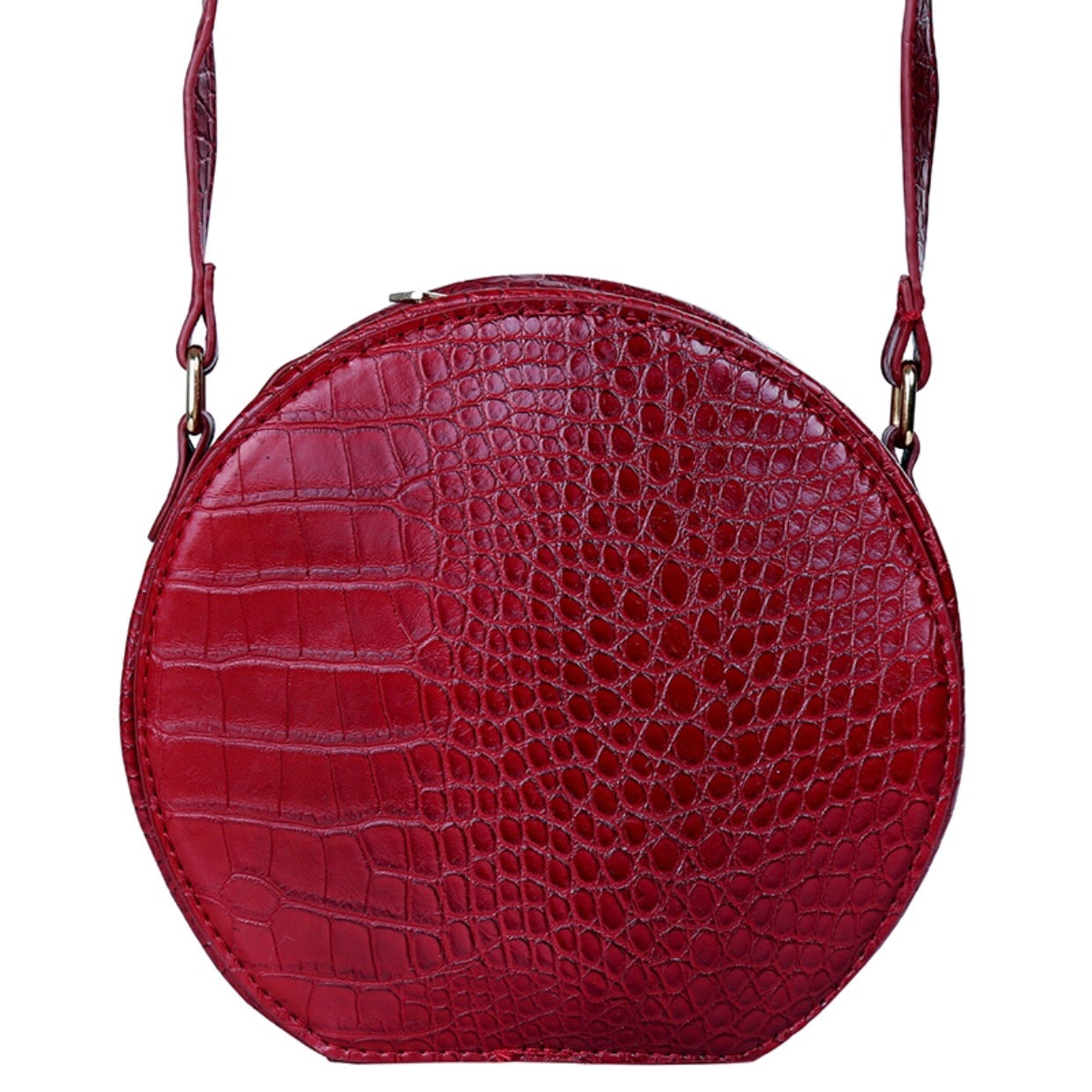 Croco Perfection Bag - LeatherFeather