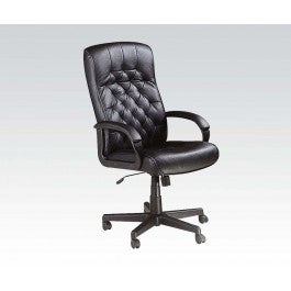 ACMEF02170-Bk Pu Office Chair W/lift @n