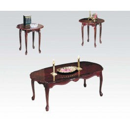 ACMEF02402-Coffee/end Table Set