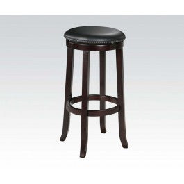 "ACMEF04733-29""h Swivel Stool W/nail Head"