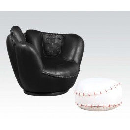 ACMEF05522-Baseball Chair , Ottoman