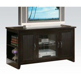 ACMEF10120-Espresso Folding TV Stand