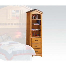 ACMEF10163-House Bunkbed Front Chest