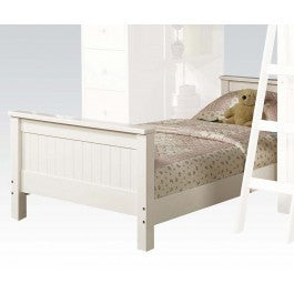 ACMEF10978A-Kit - White Twin Bed