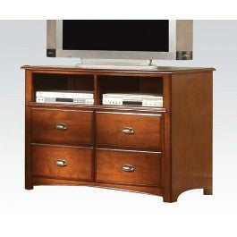 ACMEF11017-Oak TV Console