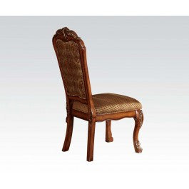 ACMEF12153-Side Chair W/fabric Back-cushn