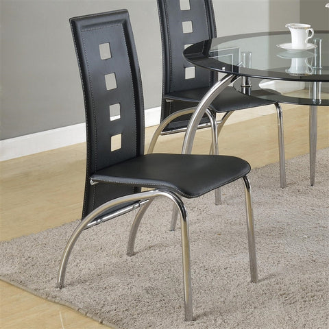 CROWN1270S-Mila Side Chair