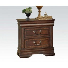 ACMEF19453-Nightstand W/hidden Drawer