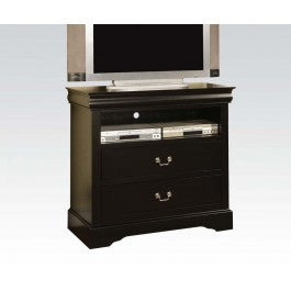 ACMEF19507-Black L.p TV Console