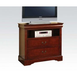 ACMEF19527-Cherry L.p TV Console