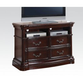 ACMEF20638-Dark Cherry TV Console